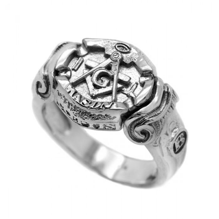 "Ring ""Exclusive Masonic"""