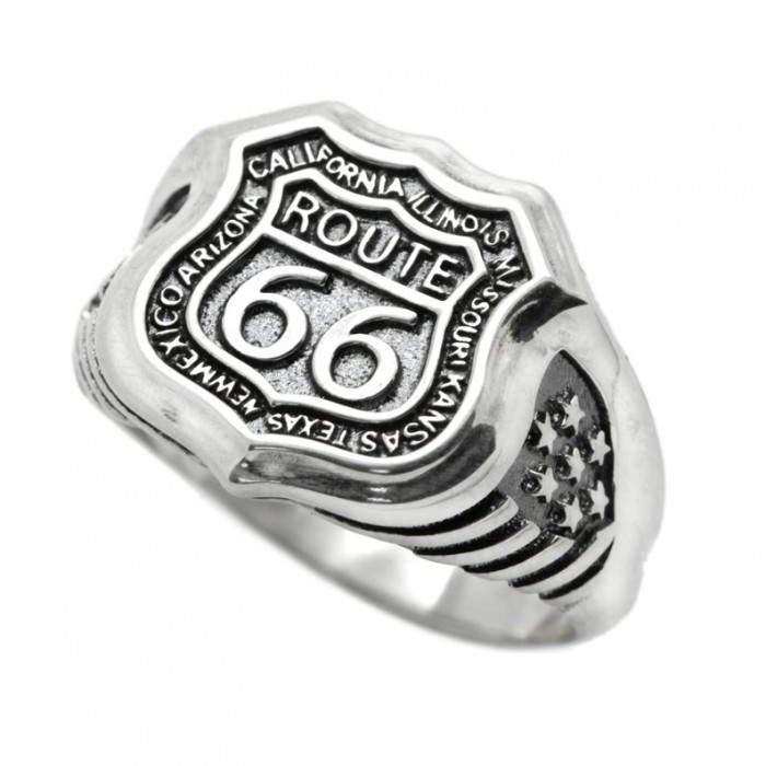 """Ring """"Route 66"""""""