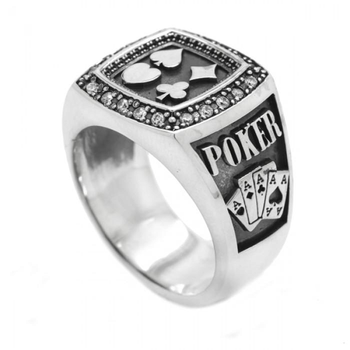 "Ring ""Poker"""