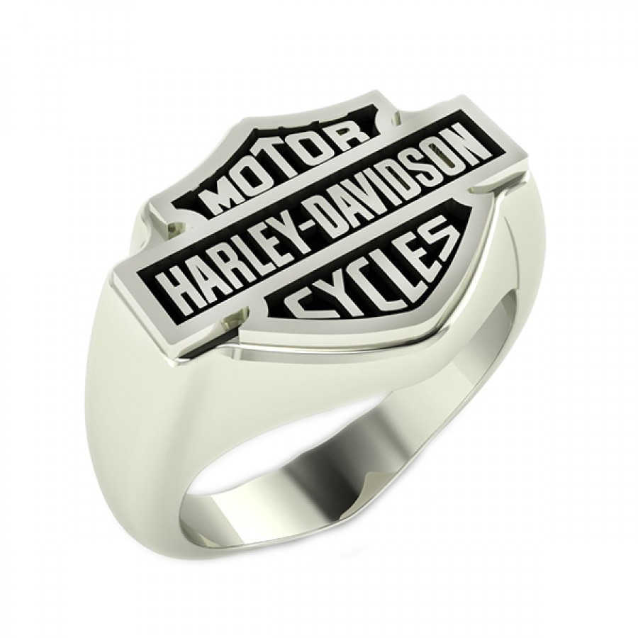 "Ring ""Harley Davidson"""