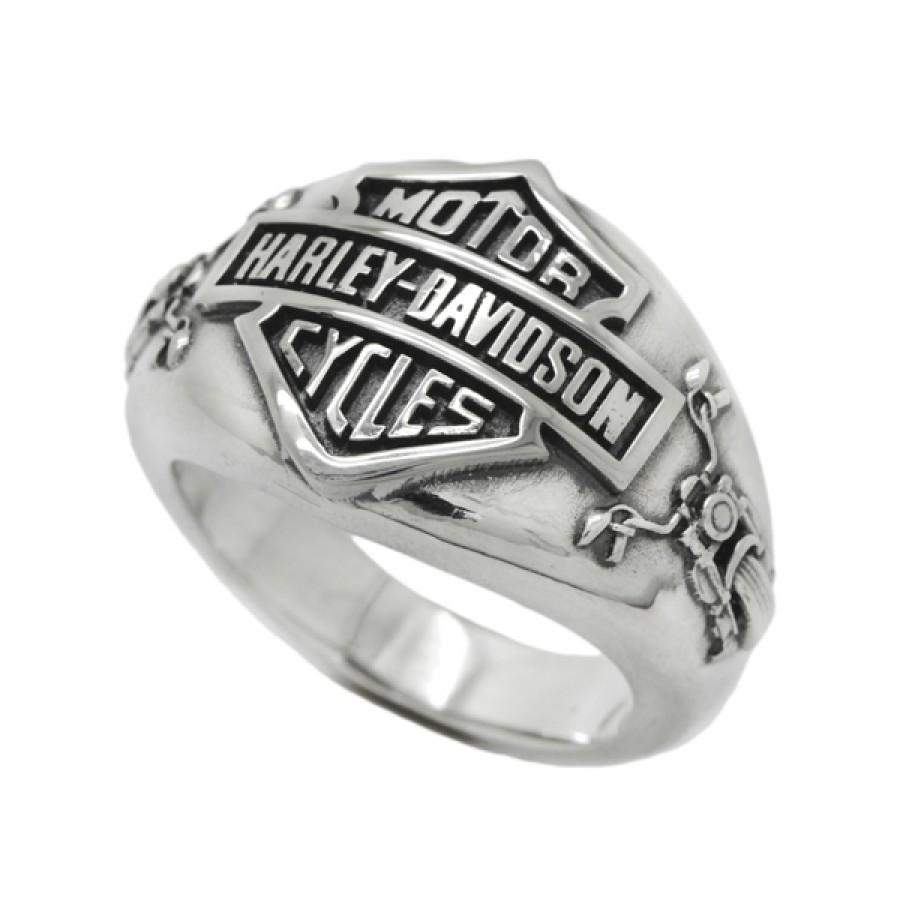 "Ring ""Harley-Davidson"""