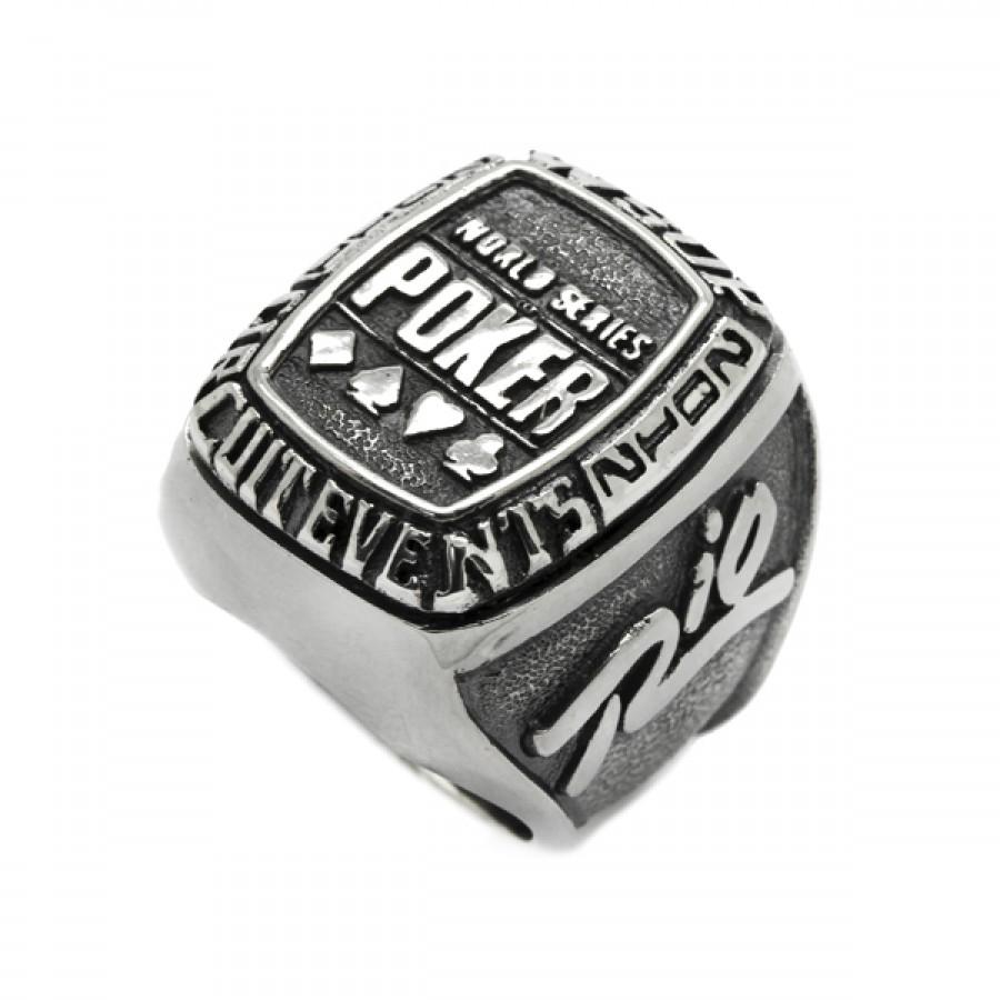 "Ring ""Poker WSOP 2011-2012"""