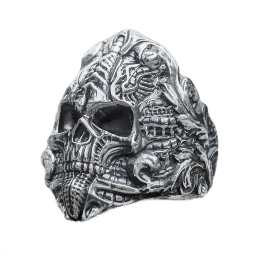 """Ring """"Exotic scull"""""""