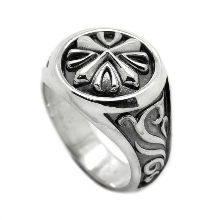 "Ring ""ST. Charles Borromeo"""