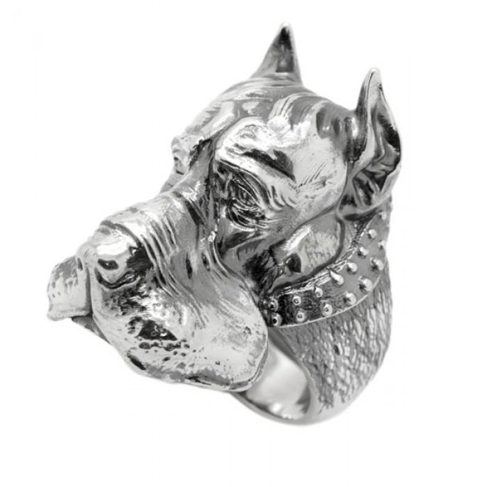"Ring ""Great Dane Dog Breed"""