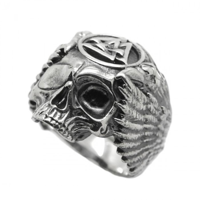 """Ring """"Mystical Skull"""""""