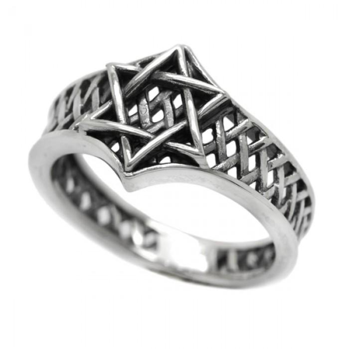 "Ring ""Solomon Star"""