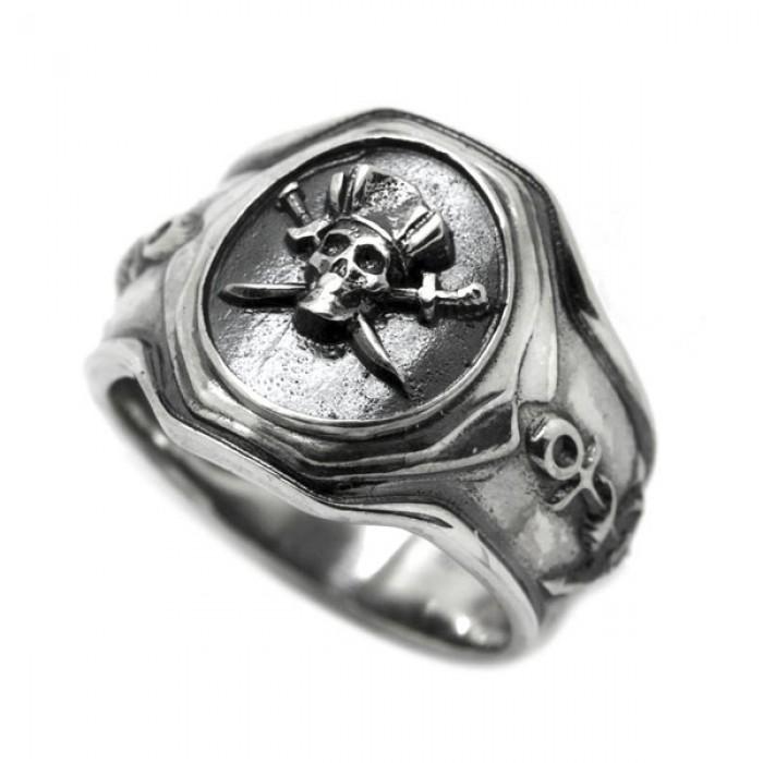 """Ring  """"Jolly Roger"""""""