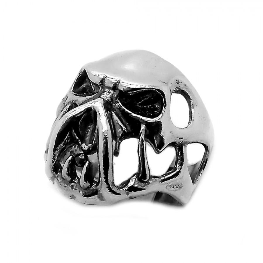"""Ring """"Predator Skull"""""""