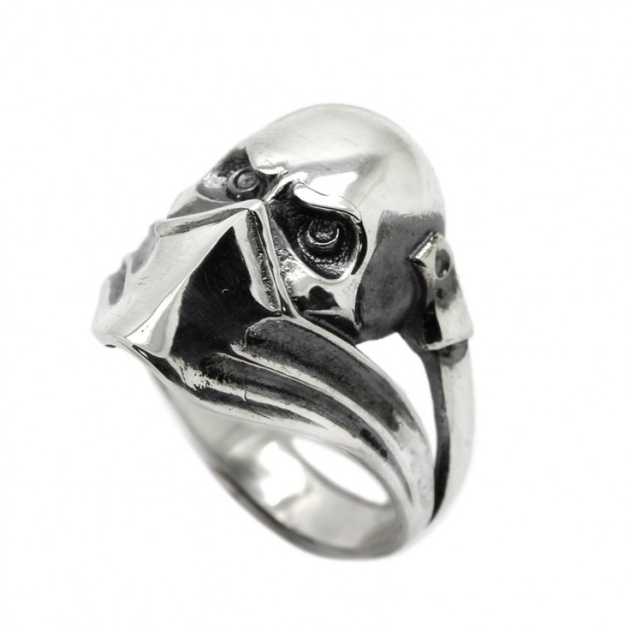 "Ring ""Zorro's Headband Skull"""