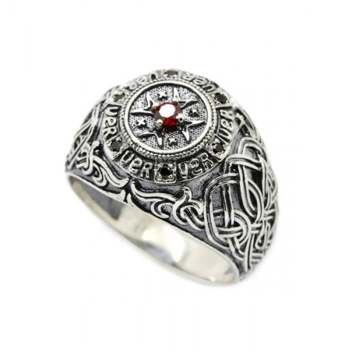 "Ring ""Hospitaller's Knight's Cross"""