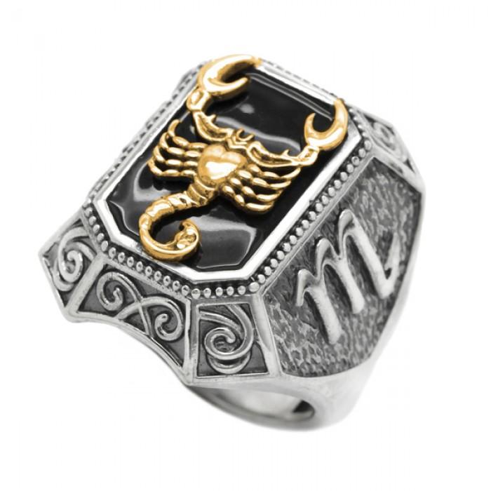 "Ring ""Scorpio Zodiac"""