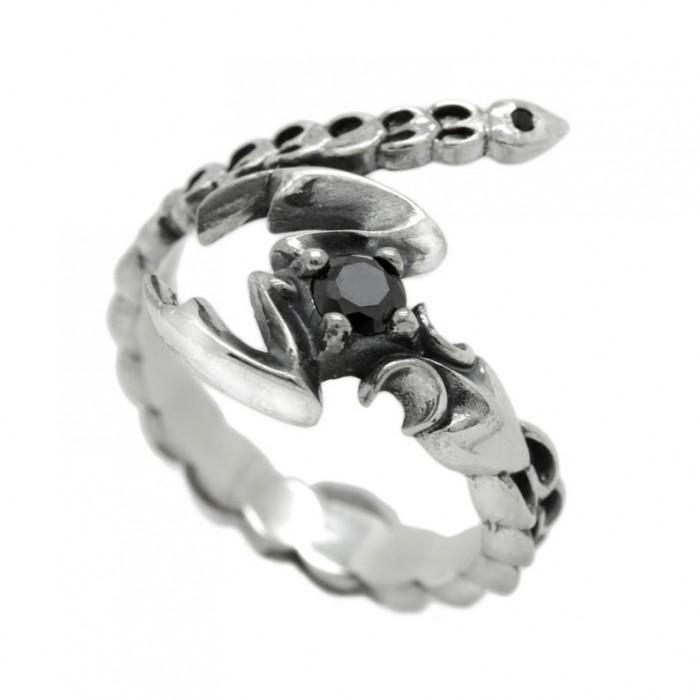 """Ring """"Scorpio"""""""