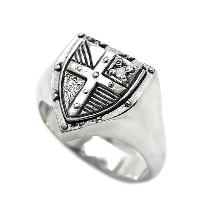 "Ring ""Varangian Knight's Shield"""