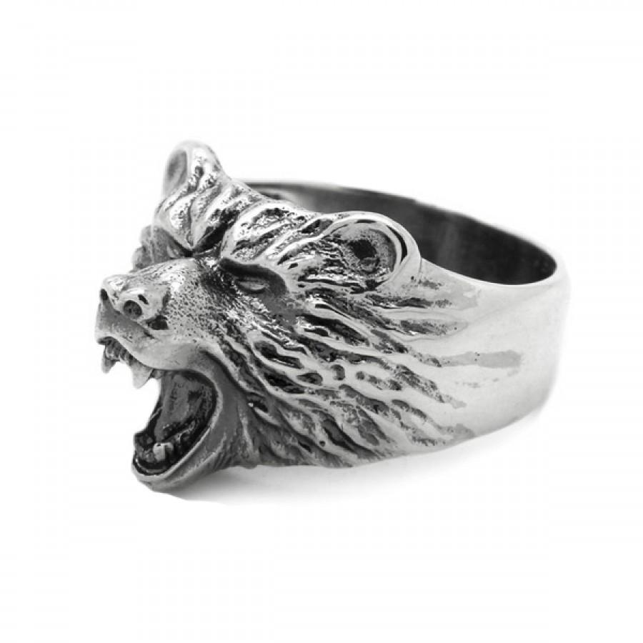 "Ring ""The Bear"""