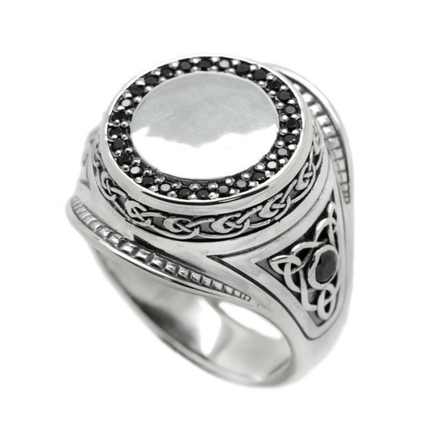 "Ring ""Celtic knot"""