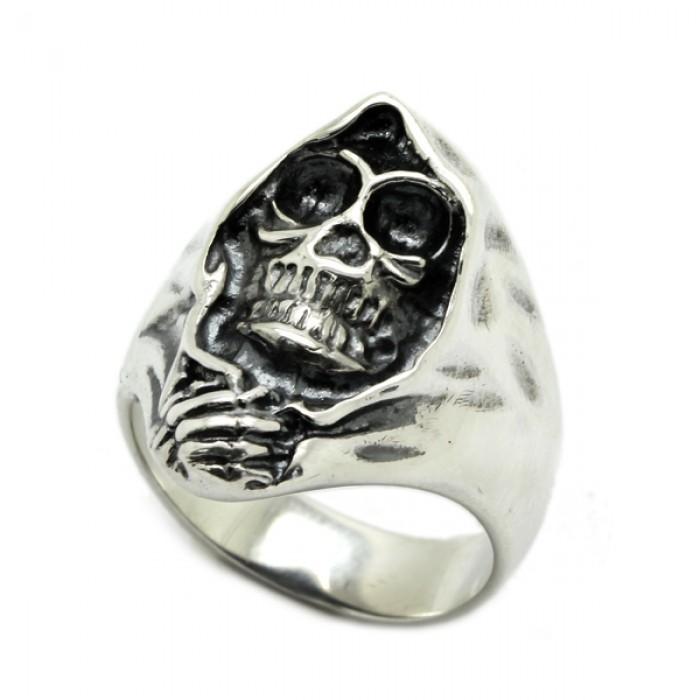 "Ring  ""Santa Muerte"""