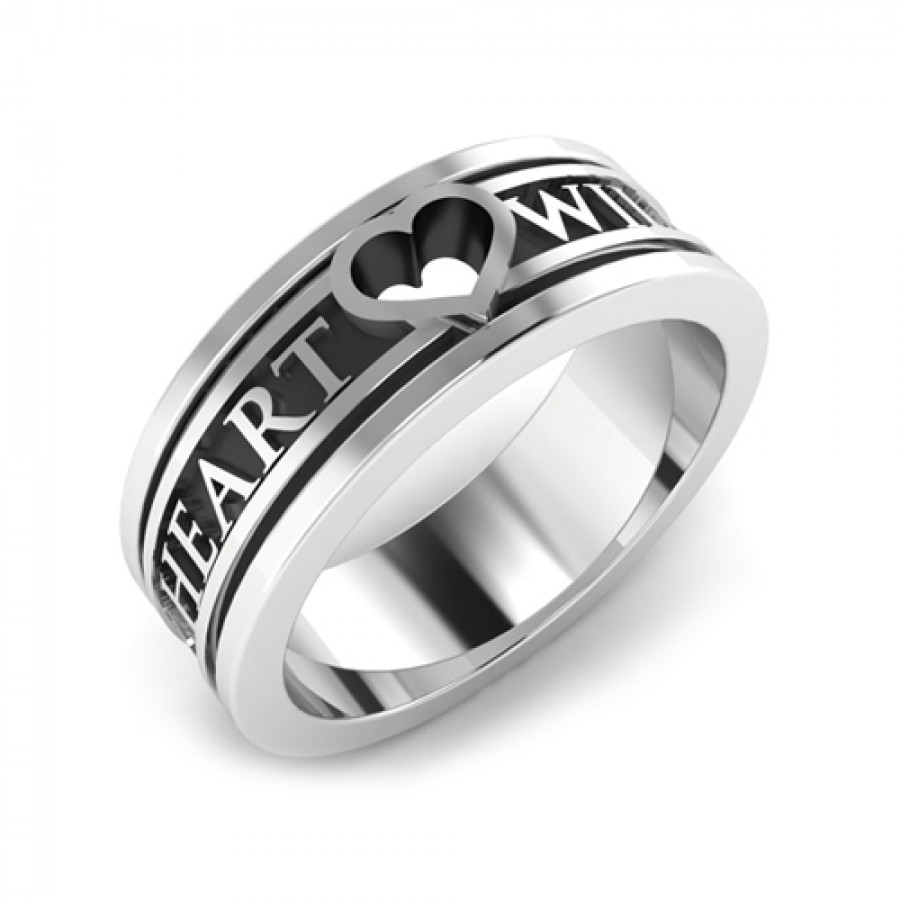 """Ring """"My Heart Will Go On"""""""