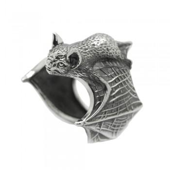 "Ring ""Bat Mouse"""