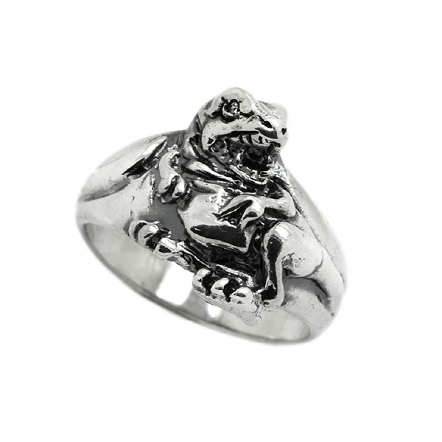 """Ring """"Dinosaur Jurassic Park"""""""