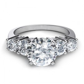 Five Stone Rings (10)