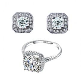 Ring + Earrings (340)